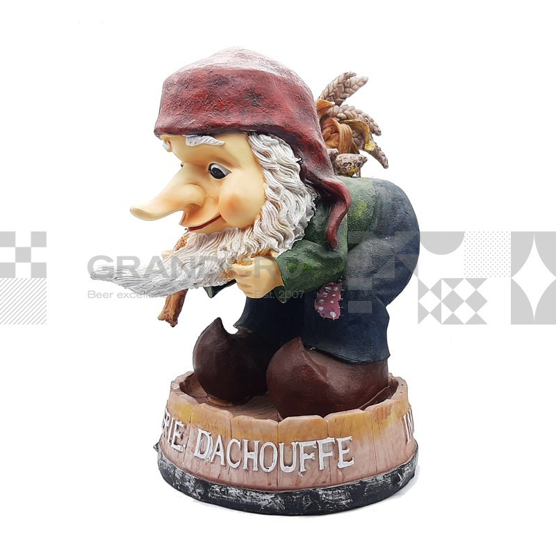 La Chouffe - Statua Gnomo
