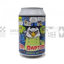 Uiltje Dr. Raptor Imperial Ipa