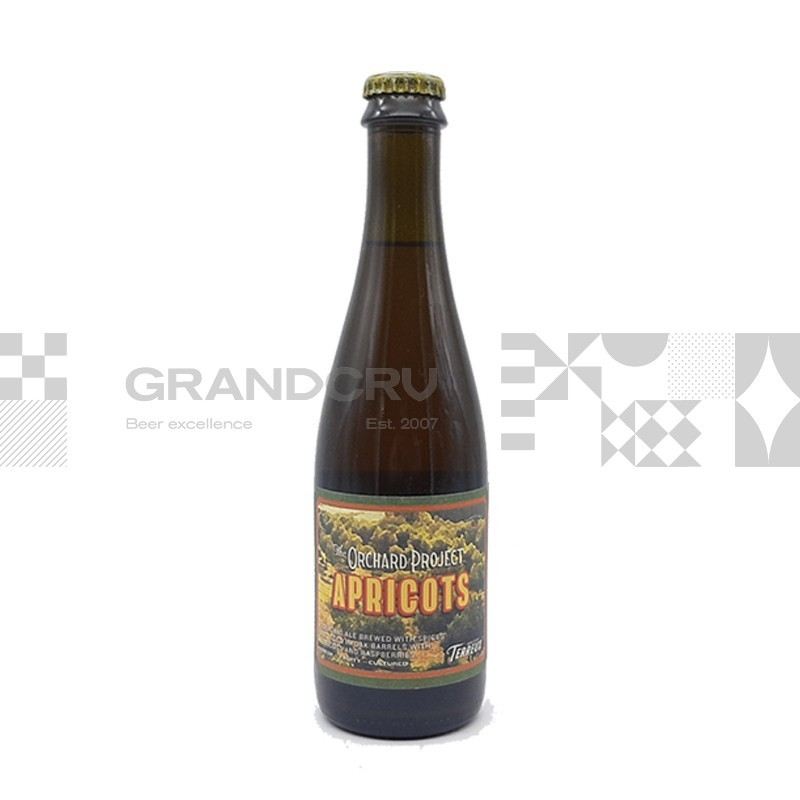 The Bruery Orchard Project Apricots