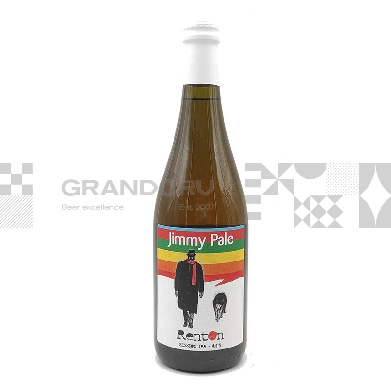 Renton Jimmy Pale 75cl