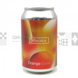 Pohjala Orange Gose lattina 33cl