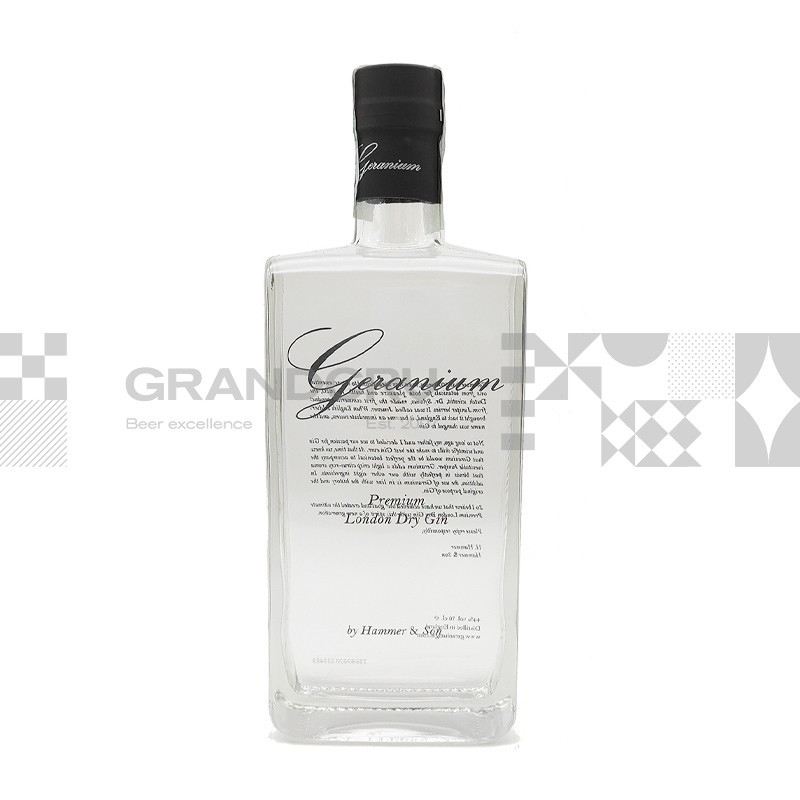 Gin Geranium 70cl