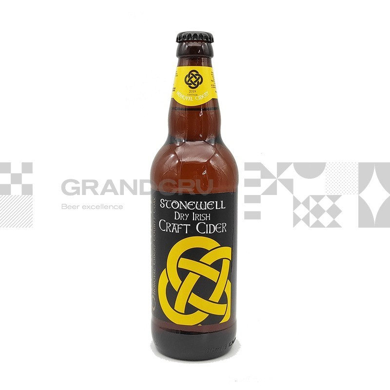 Stonewell Dry Cider 50cl