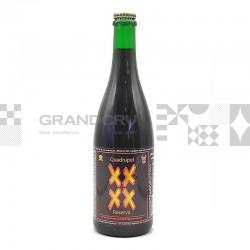 Struise XXXX Quadrupel Reserva 75cl