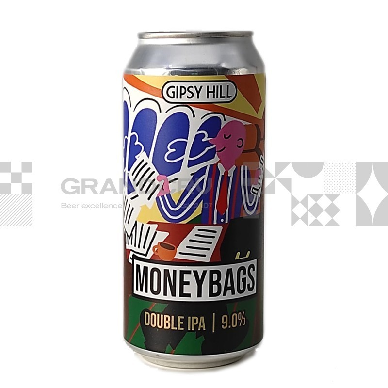 Gipsy Hill Moneybags 44cl