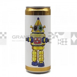 Brewski Yellow Robot 33cl