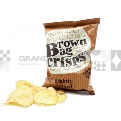 Brown Bag Lightly Salted