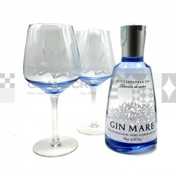 Gin Mare Glass Pack