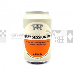 The Garden Hazy Session Ipa